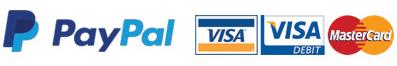 Secure online payments via PayPal